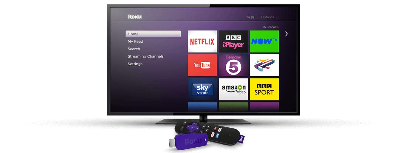 Filmon On Roku Stick Or Nowtv Box