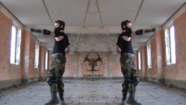 SCHREDER – INDUSTRIAL DANCE [Music: Dance Or Die – Dance Or Die]