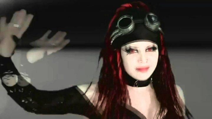 Cyber Goth Queen Pentafunk Jenny